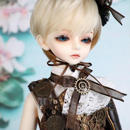 Kid Delf Steel Heart Boy BORY Romance - PNW BJD Expo Limited