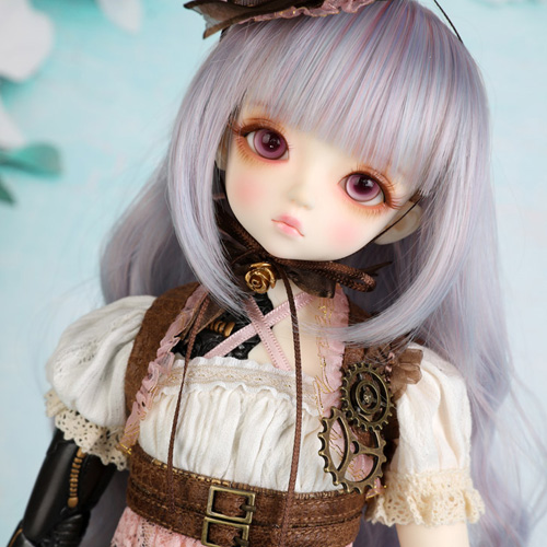 Kid Delf Steel Heart Girl MADELEINE - PNW BJD Expo Limited