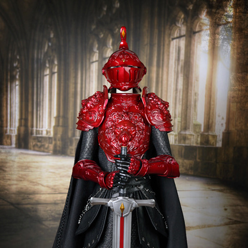 Senior65 Delf PLATINUM English Knight ver. Full Package - RED Limited
