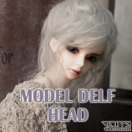 LUTS MODEL DELF HEAD