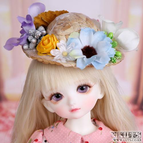 HDF Straw hat (Flower)
