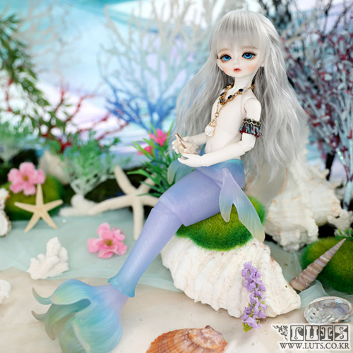 Honey31 Delf MERMAID & MERMAN ver.Violet Limited