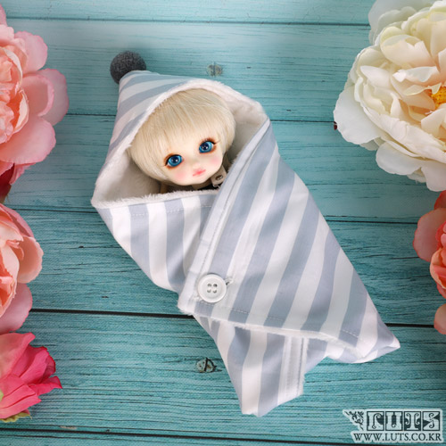 TDF Swaddle blanket (Blue)