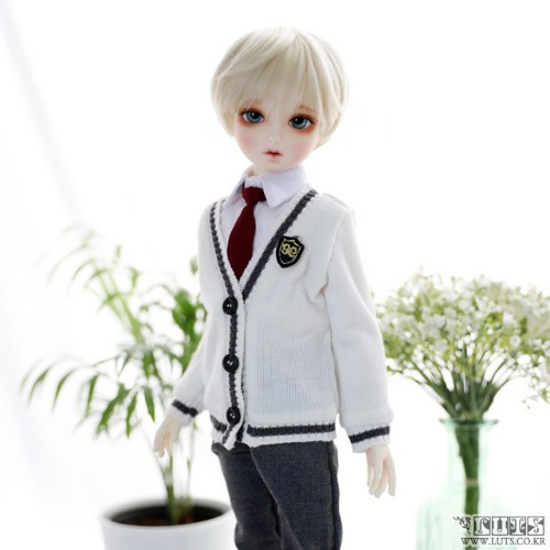 KDF NINE School Boy set (Ivory)
