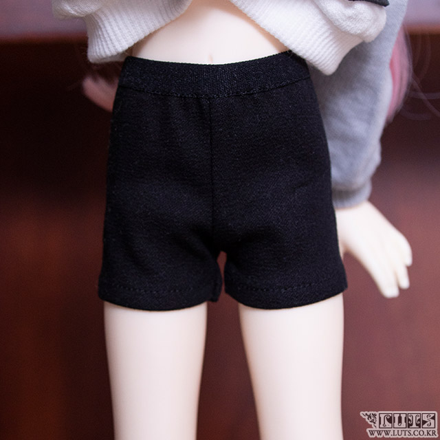 KDF Banding Short Pants (Black)
