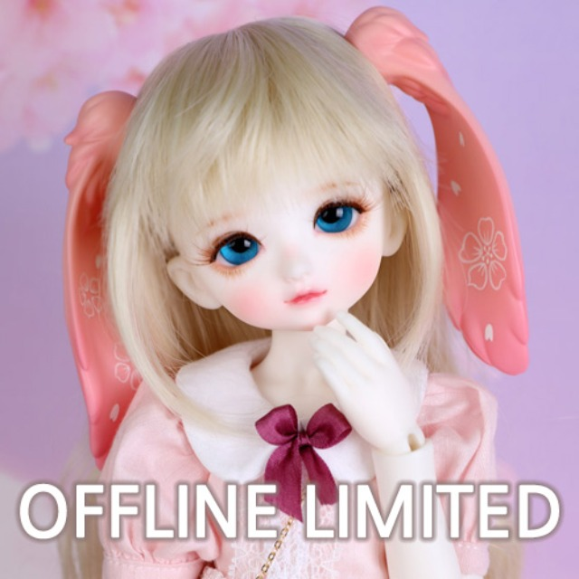 Honey31 Delf SPRING BUNNY Edition - OFFLINE EVENT Limited