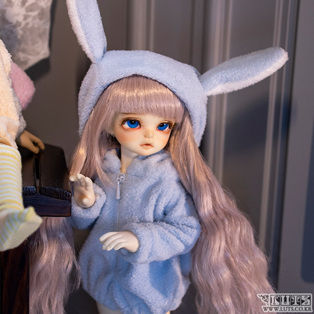 HDF Bosong Bosong Rabbit (Blue)