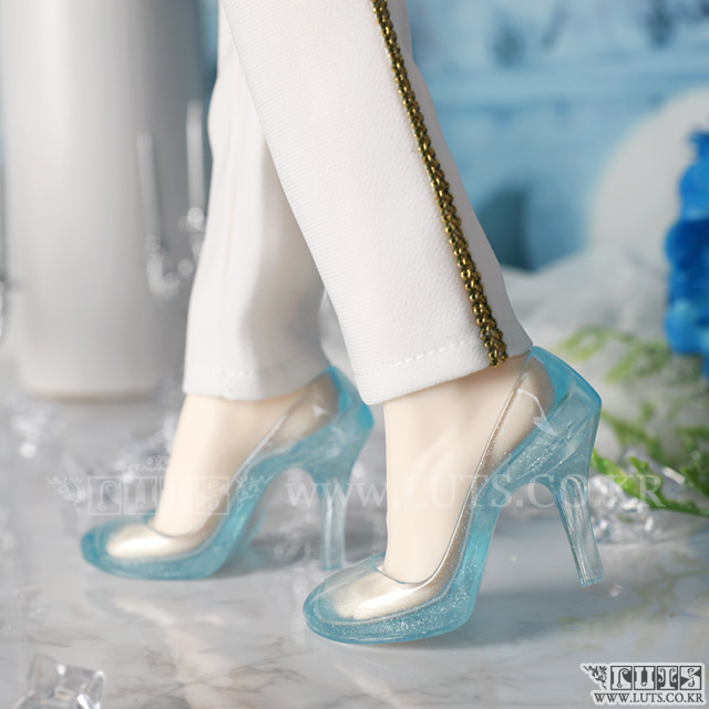 SDF65 HIGH HEELS Ice Pearl Blue Limited