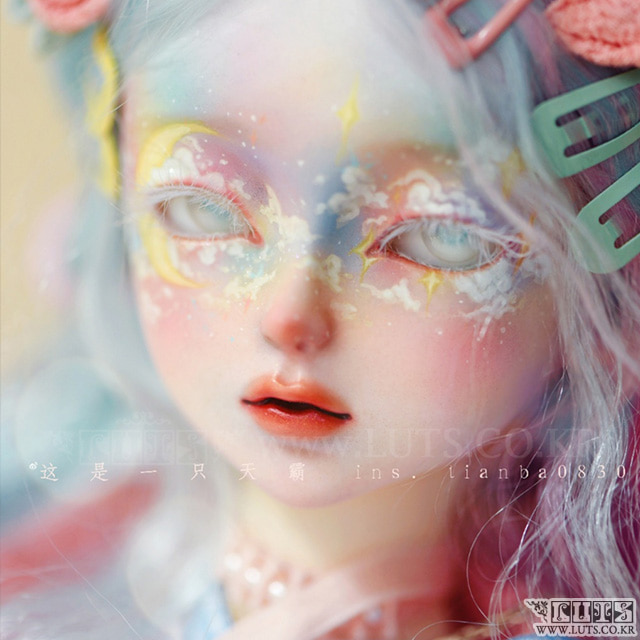 [ONE-OFF] LUTS X TIANBA Senior Delf JEAN Limited (worldwide 1)