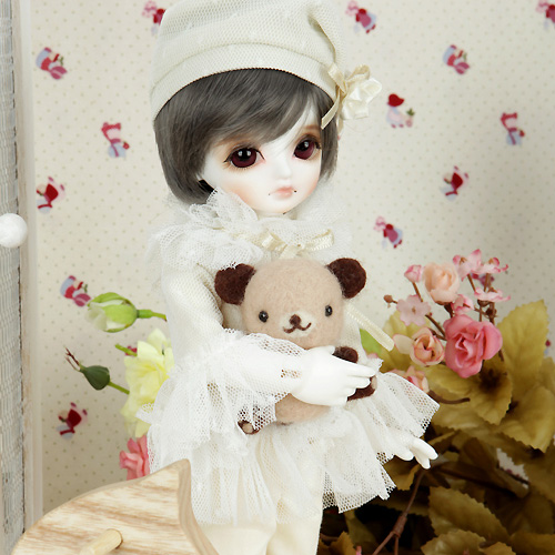 Honey Delf MUFFIN (Real Skin WHITE)