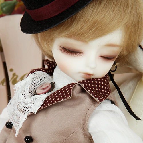 Honey Delf TAFFY DREAMING (Real Skin WHITE)