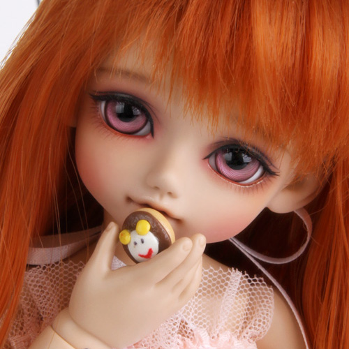 Honey Delf LOLLY (Real Skin BROWN)
