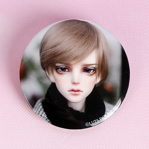 LUTS Decoration button