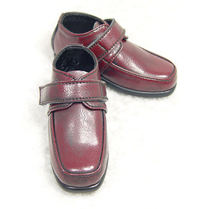 SBS-08 A LA MODE SHOES Boy (Brown)