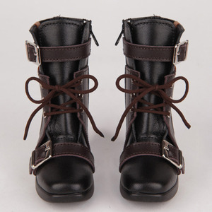 SBS-114 (Black-Brown)