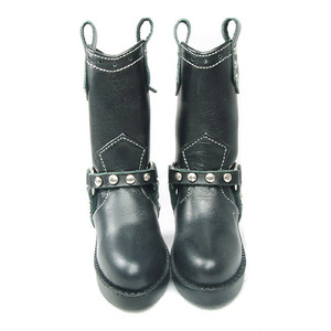 DBS-04 MACARONI WESTERN For Boy (Black)
