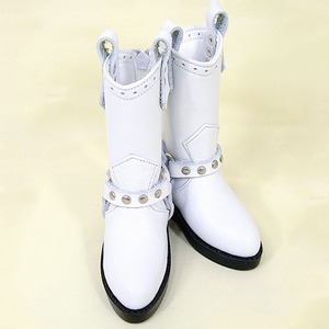 DBS-04 MACARONI WESTERN For Boy (White)