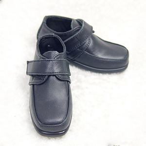 DBS-08 A LA MODE SHOES For Boy (Black)
