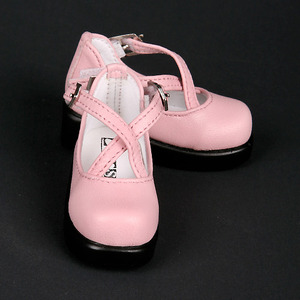 DGS-16 JANES CROSS For Girl (Light Pink)
