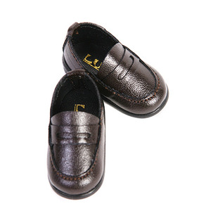 HDS-06 PENNY LOAFER (Semi S.Brown)