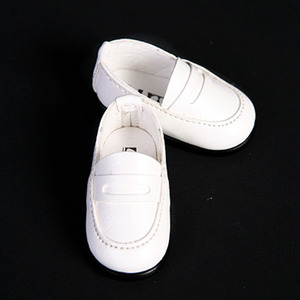 HDS-06 PENNY LOAFER (White)
