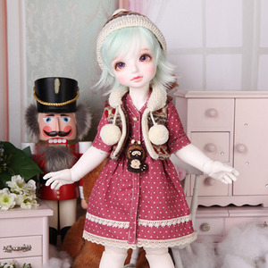 BDF Winter Sweet Set (Pink)