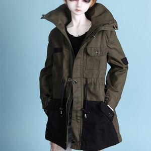 SDF65 Field Jacket (Mix Black)