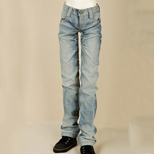 SDF BASIC WASHING JEAN For Senior Delf Boy (Light Blue)