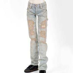 SDF VINTAGE WASHING JEAN For Senior Delf Boy (L.Blue)