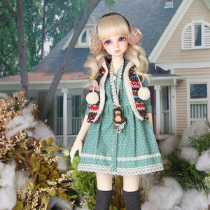 SDF Winter Sweet Set (Green)