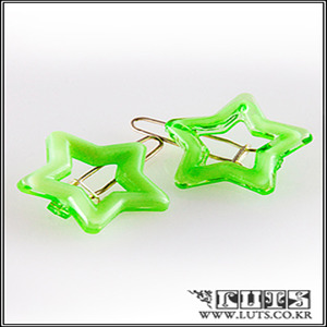 Star PIN SET (Green)
