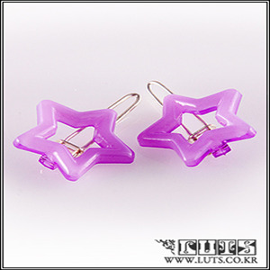 Star PIN SET (Violet)