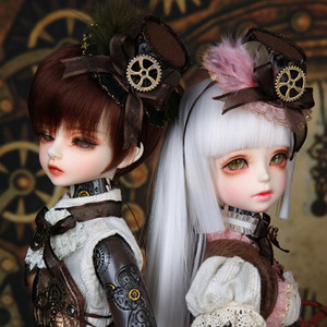 Kid Delf Steel Heart TWINS set