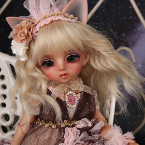 Honey Delf WAFFLE FOX- LITTLE PRINCE Limited