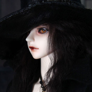 Model Delf Boy AVALANCHE SOUL HUNTER - THE MASTER LUTS Limited