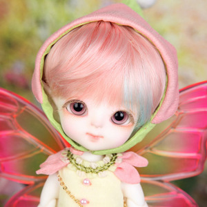 Tiny Delf Fairy of Flower Cherry blossom ver. Limited