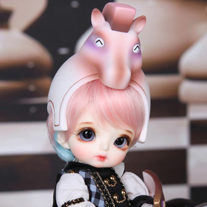 Tiny Delf TYLTYL - Chess Knight ver. Limited
