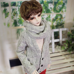 DF BOY SWEET LOVE SET (GRAY)