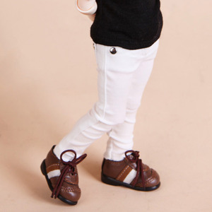 HDF Color Skinny Pants (White)