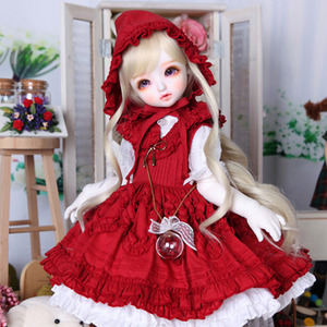 BDF Red Riding Hood Set