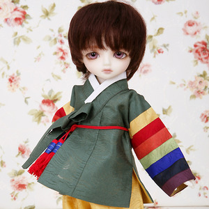 SAEKDONG HANBOK SET For Honey Delf (Pre-order)