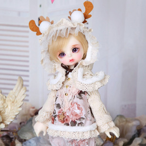 HDF Winter Rose Boy Set