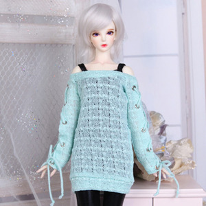MDF Loose Fit Knit Set (Mint)