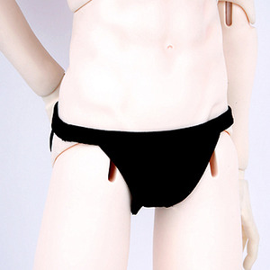 UNDERWEAR For SENIOR BOY (Black)