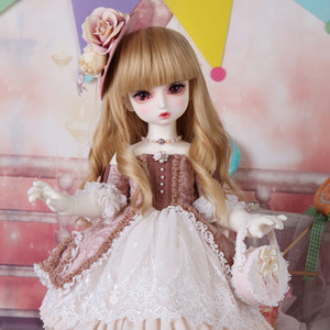 BDF Elegant Lady Set (Pink)