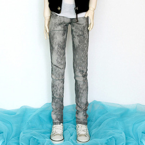 SDF SPRAY WASHING JEAN (Gray) For Senior Delf