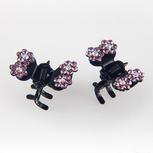 CUBIX TWIN CLAWCLIP PIN SET(LIGHT PURPLE)