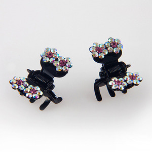 CUBIX TWIN CLAWCLIP PIN SET(WHITE)