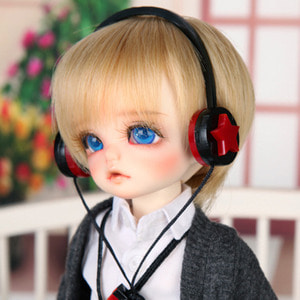Headphone HDF (Red Star)
