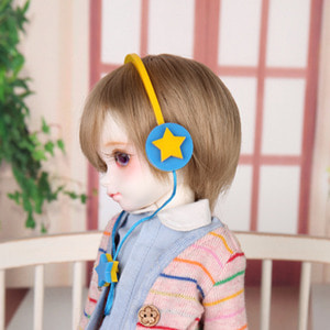 Headphone HDF (Yellow Star)